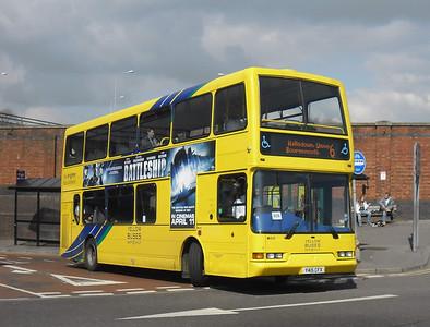 415 - Y415CFX - Bournemouth (Interchange/rail station) - 4.4.12