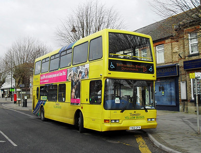 412 - Y412CFX - Christchurch (Bargates) - 28.1.10