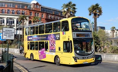 190 - BL14LTJ - Bournemouth (Gervis Place)