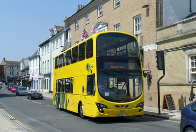 187 - BL14LTA - Christchurch (Castle St) - 24.7.14