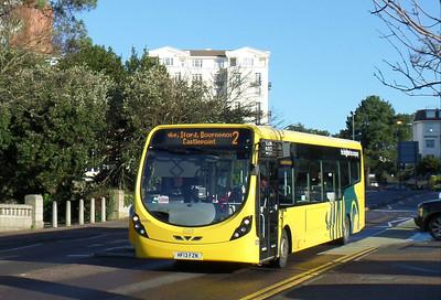 853 - HF13FZN - Bournemouth (Pier) - 11.1.14