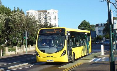 854 - HF13FZO - Bournemouth (Pier) - 11.1.14