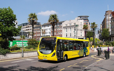853 - HF13FZN - Bournemouth (Gervis Place) - 13.7.13