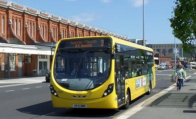 859 - HF14BWM - Bournemouth (railway station)