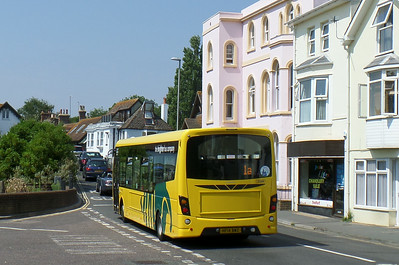 868 - HF14BWZ - Christchurch (Bridge St) - 24.7.14