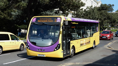 854 - HF13FZO - Bournemouth (Bath Road)