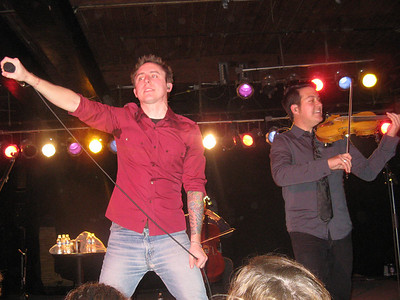 Meg's Yellowcard 2008