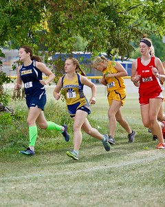 Ithaca hosted the Yellow Jacket Invite Thursday. (Sun Photos by STEVE CHOVANEC)