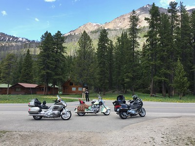Yellowstone & Grand Tetons BMW Ride 2017