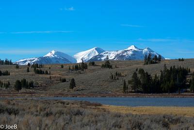 Yellowstone NP - October 2017