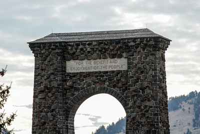 Yellowstone NP - September 2018