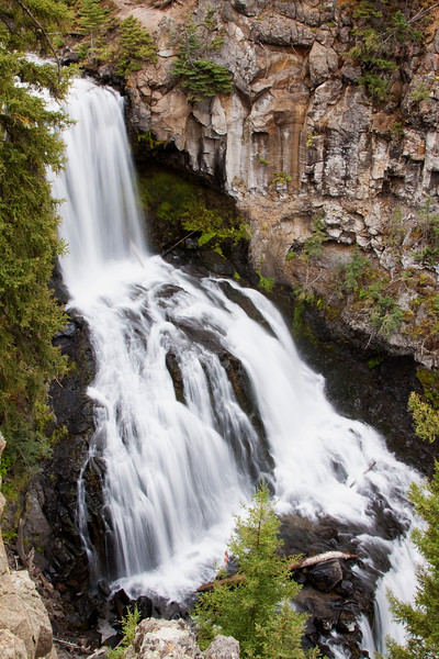Upper Undine Falls