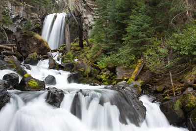 Lower Undine Falls