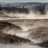 Morning Mists on the Madison River
