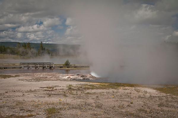 Fire Hole Lake