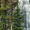 Rustic Falls.  The beauty of the telephoto lens. NIkon 80-200mm f/2.8