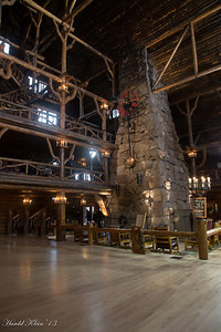 No trip to Yellowstone is complete without a stop at Old Faithful lodge...awesome place and it has some special visitors this week!!