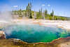 Abyss Pool in the West Thumb Geyser Basin - Photo by Pat Bonish