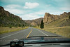 Heading into Yellowstone Via Cody Wyoming - Photo by Pat Bonish