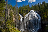 One of the Most Beautiful Waterfalls in Yellowstone National Park - Union Falls - Photo by Pat Bonish