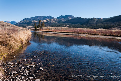 Soda Buttee Creek - Lamar Valley