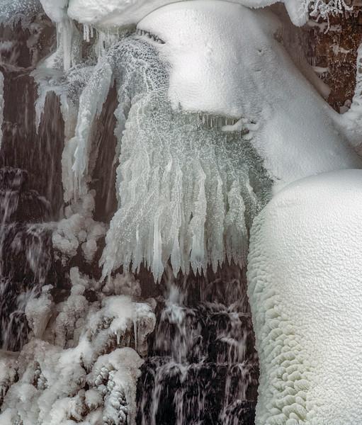 Detail, Rustic Falls