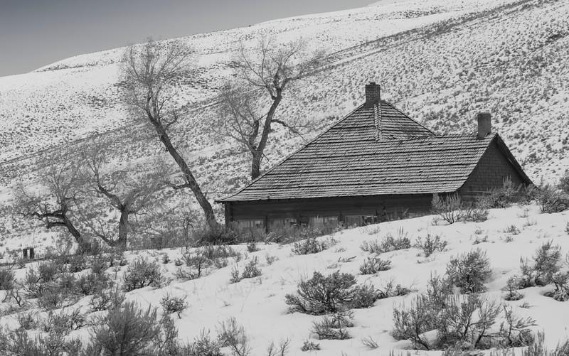 Lamar Valley Ranger Station
