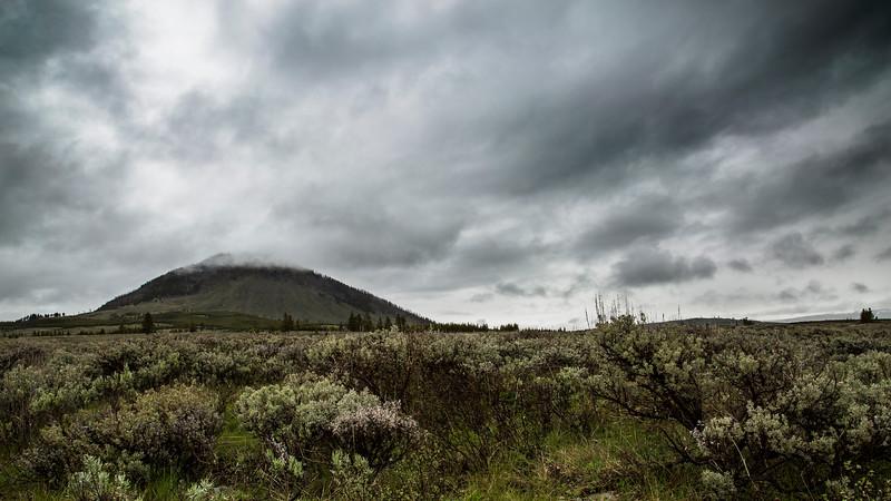 Bunsen Peak