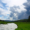 "Yellowstone National Park: Chris, 17 - ""Swiftly Flowing"""