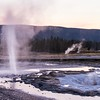 Uncertain Geyser