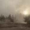 Sunrise, Lower Geyser Basin