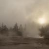 Sunrise, Lower Geyser Basin