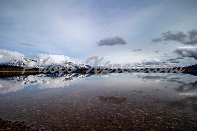 reflection lake mountain sky aaa_2633
