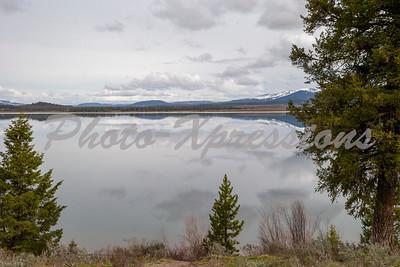 reflection lake mountain_2625