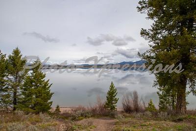 reflection lake mountain_2627