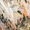 Colours of Yellowstone Canyon