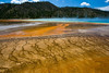 Grand Prismatic Spring. It's so immense that you can't get the whole spring in one shot from the boardwalk level.