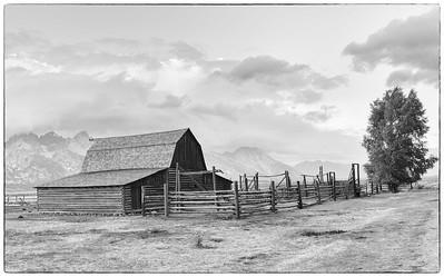 Moulton Barn, Teton NP