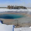 Opal Spring in the Midway Geyser Basin