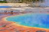 ~ Midway Geyser Basin ~