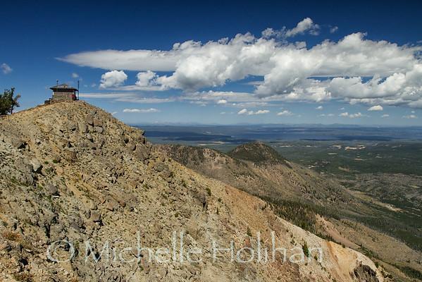 Mt Sheridan Fire Lookout