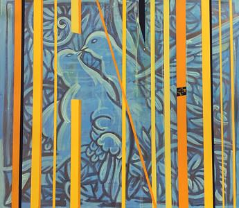 """Rays of Light 2"" (oil on canvas) by Svetlana Demina"