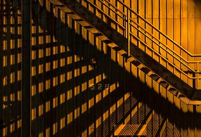 """Gov. Nicholls St. Wharf, New Orleans"" (photography) by Les Schmidt"