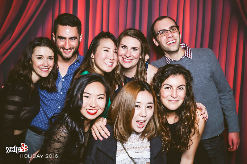 Yelp Holiday Party 2016