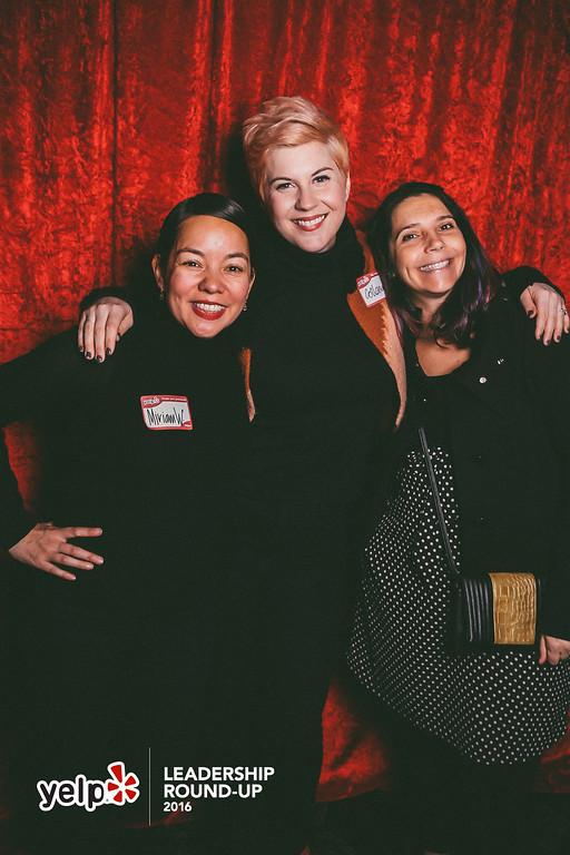 Yelp Leadership Holiday Party
