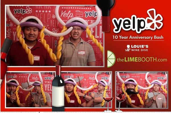 Yelp's Bar Louie