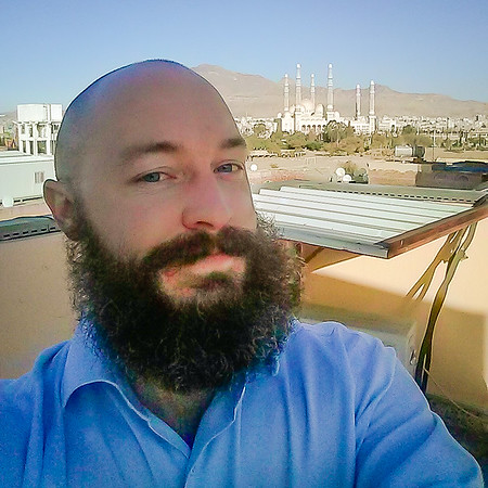 Baldpacker Beard Yemen