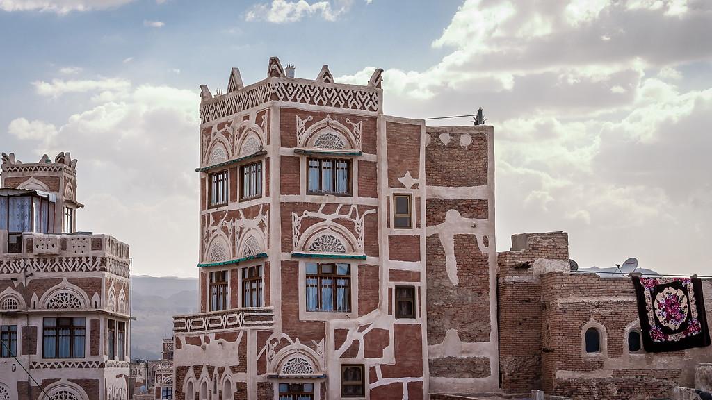 Bab Al-Yemen Sana'a