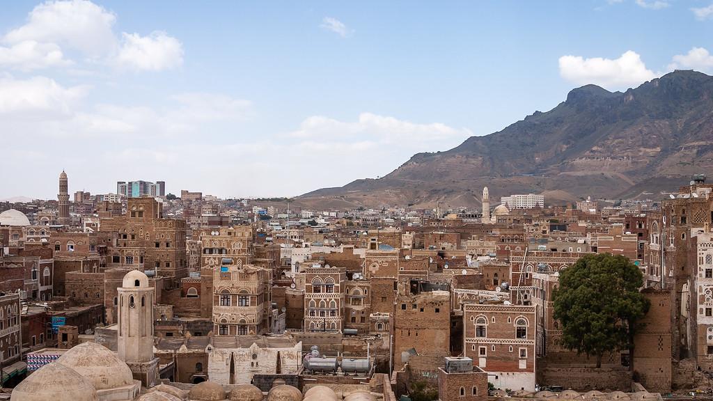 Sanaa Old City