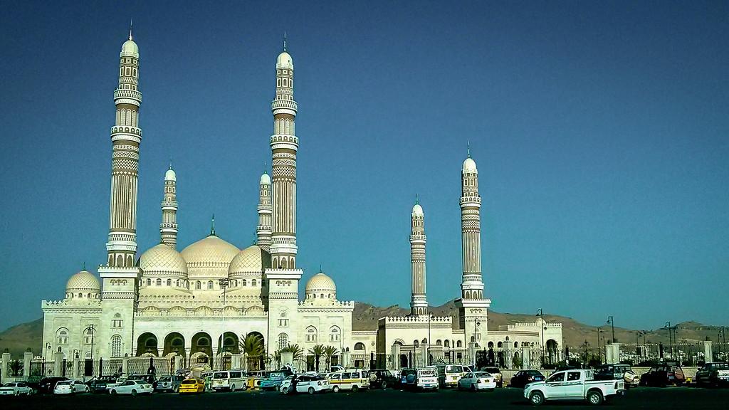 Al-Saleh Mosque